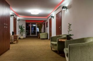 Hotel ARA Jastrzębia Góra Hol - I piętro