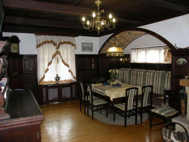 Dom jak dawniej Szklarska Poręba Salon
