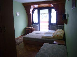 Willa Petra Karpacz pokój 3 os. z balkonem