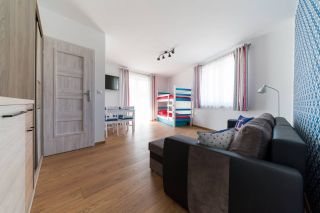 Pokoje i Apartamenty DEL MARE Jastrzębia Góra pokój 4-osobowy