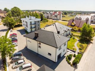 Pokoje i Apartamenty DEL MARE Jastrzębia Góra