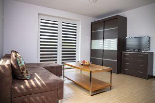 Pokoje, Apartamenty i Domki Angelika Swarzewo pokój dzienny