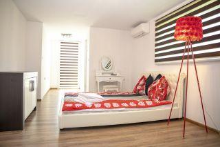 Pokoje, Apartamenty i Domki Angelika Swarzewo sypialnia