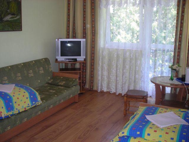 Dom Wczasowy HELIOS Chłapowo pokój 3 os