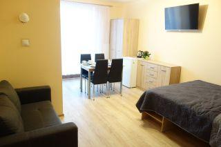 Pokoje Gościnne AGNIESZKA Władysławowo Pokój nr 3 dla 4,3 lub 2 osób z prywatną łazienką
