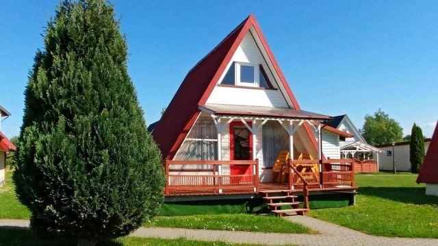 Domki i Pokoje NEPTUN Wicie Domki typu Brda