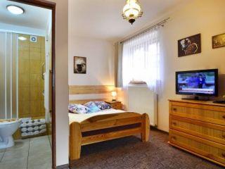 Apartamenty i Pokoje DOMINO Karpacz Pokój apartamentowy Kawowy
