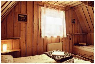 Domki i Pokoje JAVORINA Zakopane Domek-sypialnia