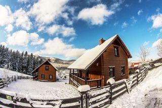 Domki w Górach - Chatka Pod Laskiem Ujsoły