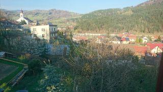 Urokliwe domki góralskie Piwniczna-Zdrój Widok z sypialni 2 na strychu DBM