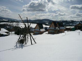 Urokliwe domki góralskie Piwniczna-Zdrój