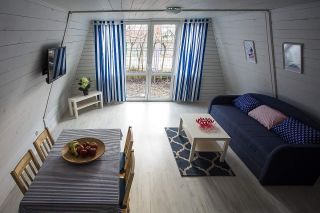 Siesta Camp Łeba Domki Skandynawskie