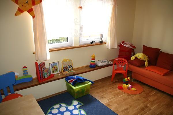 Dom Letniskowy U Hani Rowy Pokój Dziecięcy