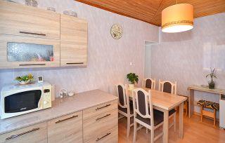 Pokoje Gościnne Złoto Bałtyku Darłówko Zachodnie Kuchnia dla Gości