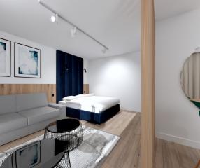 Apartamenty KARYKA Gąski Apartament Premium 2 łózko