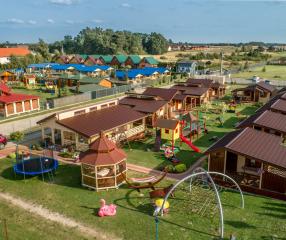 Apartamenty KARYKA Gąski Ogród widok