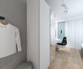 Apartamenty KARYKA Gąski Apartament komfort wejście