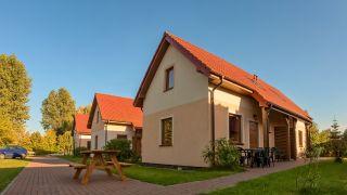 Domki Letniskowe Natalia Łeba Domek M murowany