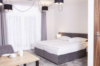 ALCEST Niechorze Apartament junior suite 2 os