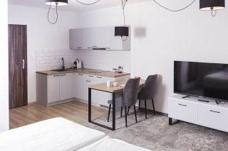 ALCEST Niechorze Apartament junior suite 2 os