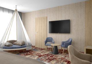 Hotel *** ASTOR Jastrzębia Góra Nowe pokoje De Luxe