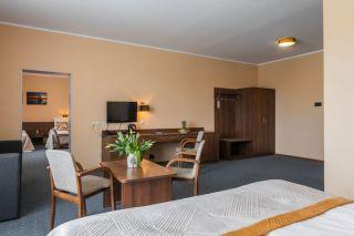 Hotel *** ASTOR Jastrzębia Góra Pokoje komfort