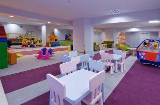 Hotel *** ASTOR Jastrzębia Góra Sala zabaw dla dzieci
