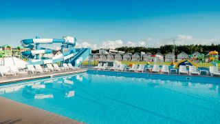 HOLIDAY PARK & RESORT Mielno,Rowy,Ustronie Morskie,Kołobrzeg,Niechorze Holiday Park & Resort Kołobrzeg