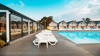HOLIDAY PARK & RESORT Mielno,Rowy,Ustronie Morskie,Kołobrzeg,Niechorze Holiday Park & Resort Niechorze