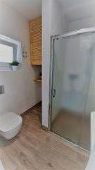 Domki Flaming Dąbki łazienka