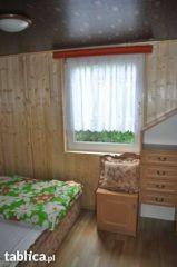 Domki Letniskowe U ANETTY Gąski Domek nr 2 sypialnia