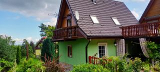 ZIELONY DOMEK Michałowice Zielony Dom