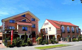 Kamil - domki i pokoje Łeba