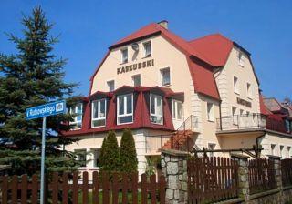 Willa Kaszubska Jastrzębia Góra