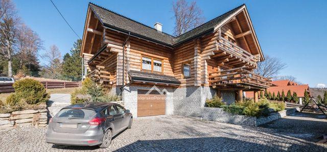 Całoroczne Domki i Apartament DOLINA SZCZĘŚCIA Szklarska Poręba