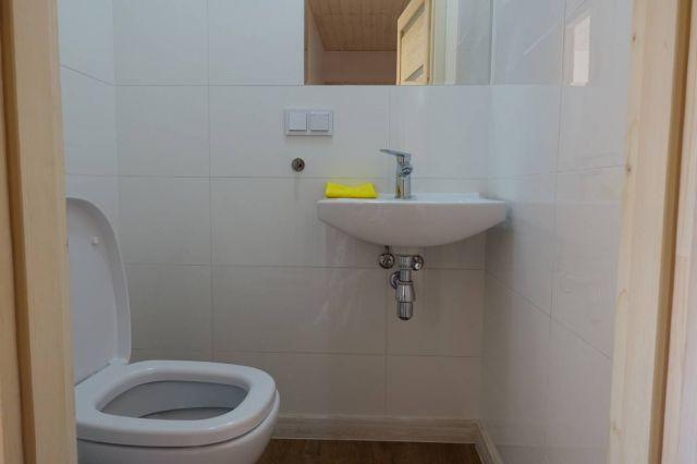 Asterix Karwia Karwia Toaleta na piętrze
