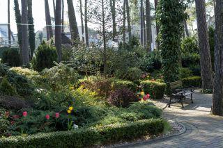 JANTAR Centrum Wypoczynku i Rehabilitacji Dziwnówek Teren zielony