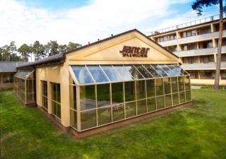 JANTAR Centrum Wypoczynku i Rehabilitacji Dziwnówek Obiekt z zewnątrz