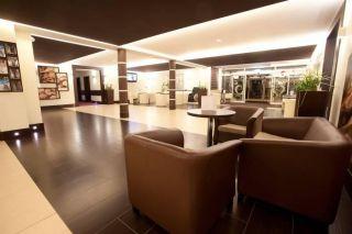 JANTAR Centrum Wypoczynku i Rehabilitacji Dziwnówek Lobby