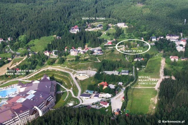 Ośrodek Kamieńczyk Karpacz