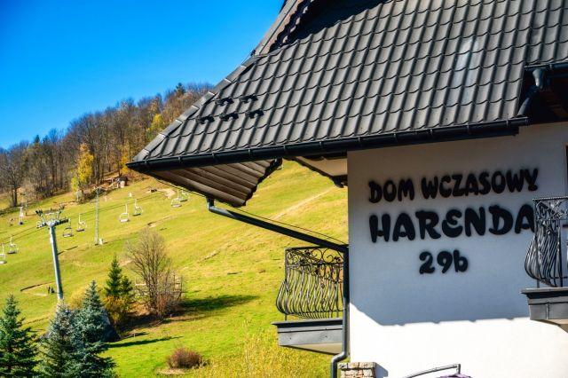 Dom Wczasowy HARENDA Zakopane