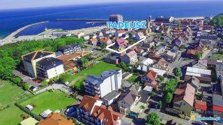 Pensjonat TADEUSZ I APARTAMENTY Darłówko