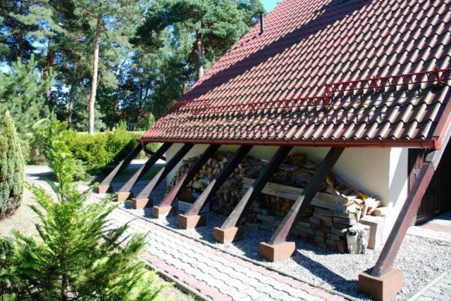 Domki z Bali Nawara-PARK Pobierowo