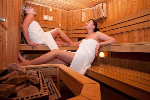 JANTAR-SPA Niechorze Sauna