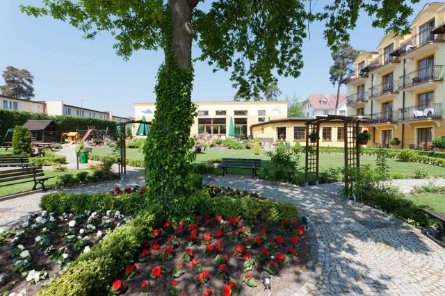 JANTAR-SPA Niechorze Ogród
