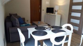 Domki, Pokoje i Apartamenty LAGUNA Dąbki Pokój w apartamencie