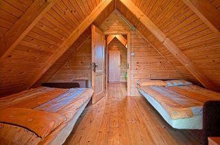 Domki ZEFIR Rowy Domki Zefir Rowy, sypialnia