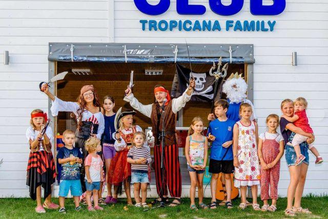 Domki TROPICANA FAMILY Bobolin