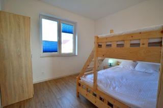 Domki Apartamentowe i Pokoje SOFIA Jarosławiec sypialnia apartament