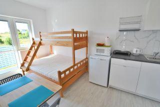 Domki Apartamentowe i Pokoje SOFIA Jarosławiec pokój z balkonem